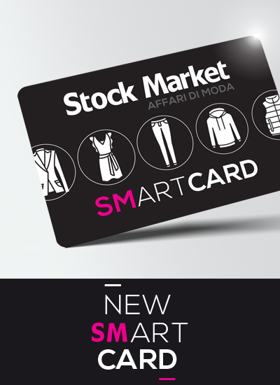smart card disponibile nei negozi stock market